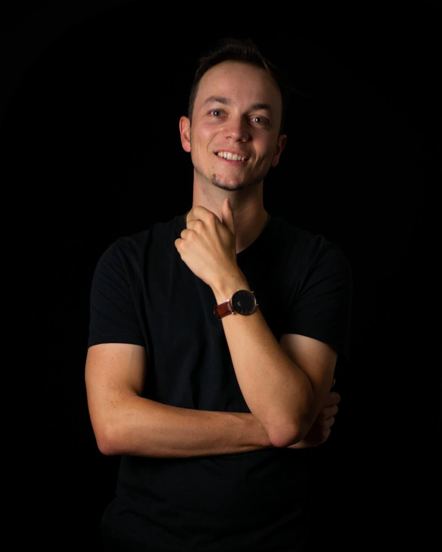 L'équipe Redox Digital : Mikaël Ruffieux