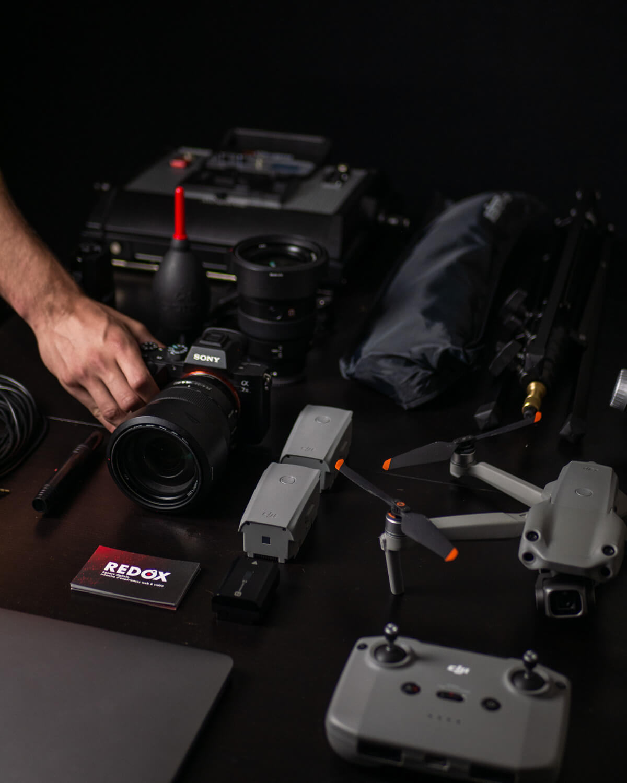 Production vidéo